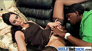 Black Monster Cock Fill Right In Slut Wet Hot Mature Lady (bianca breeze) vid-04