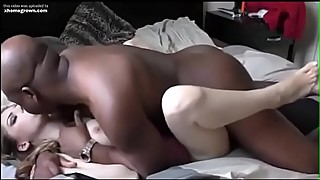 Wife lets BBC fuck her raw