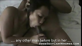 Asian wife cuckolds her filming husband with BBC