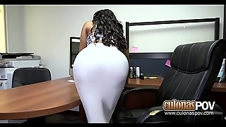 Ebony Wife Fucks Her Boss Jayla Foxx