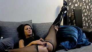 Masturbating My Wife - BasedCams.com