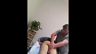 Chinese Wife Massage / Shared by Brits 4