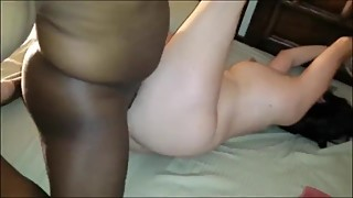 White Wife Fucks Black Worker