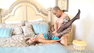 Hot Wife Rio Fucked By BBC