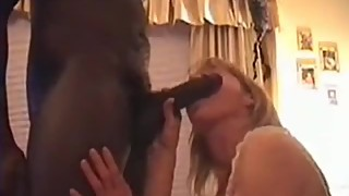wife blows young brotha