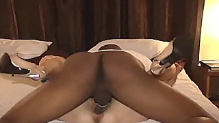 slutwife in high heels pounded by bbc