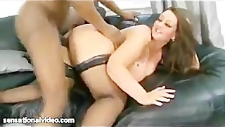 Busty British Wife Dani Fucks Omar's Big Black Cock british euro brit europ