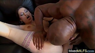 Black Mamba Cock Fill Right A Wet Pussy Of Sexy Milf (daisy cruz) video-08