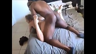 Cheating wife loves taking the BBC