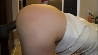 WIFE LOVES BBC TRAINING