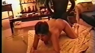 Amateur cucold wife with BBC