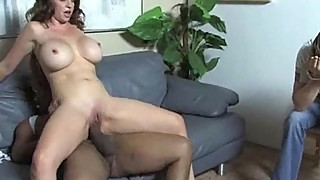 Cock Stuffed MILF