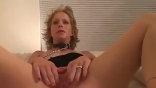 Hot wife puts on a leash and loves being a sex slave to multiple blacks