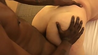 Breeding of Black owned slut Amber Heart (hottwife09)