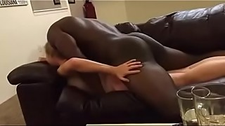 Asshole white wife destroyed by BBC hard fuck