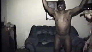 My wife dominating her black friend in 1999