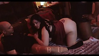 Hot Wife - FUCK Your BBC's in Me Until You BOTH Cum Inside of My PUSSY