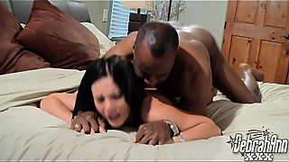 Whore Wife Gets BBC Creampie in Her Snatch